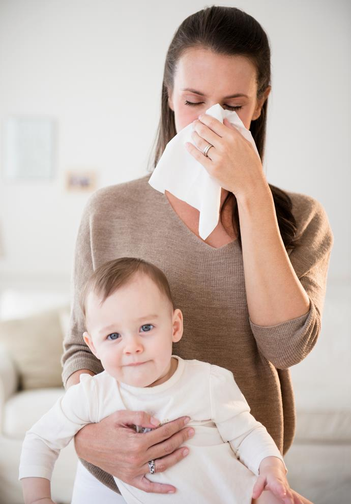 A study by *Codral* has found that Australians who have children in their household are more likely than those who do not.