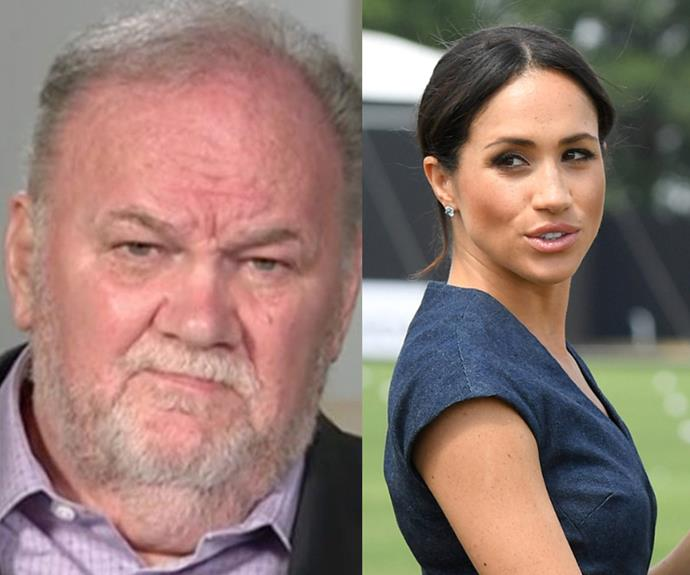 Has Thomas Markle's newest comments completely severed his relationship with Meghan?