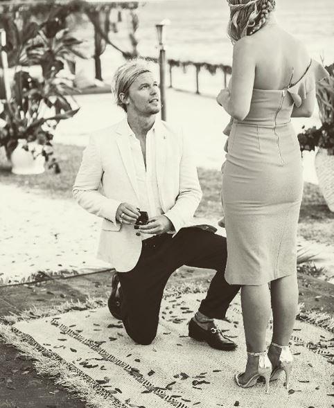 Sam Cochrane and Tara Pavlovic got engaged on the finale of *Bachelor in Paradise* Australia.