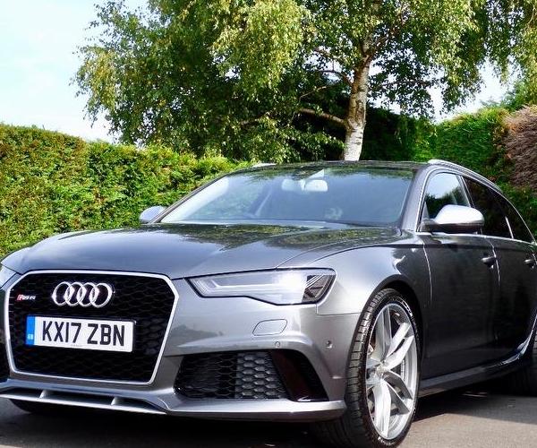Meet the Audi RS6 Avant 4.0 Avant Tiptronic Quattro.