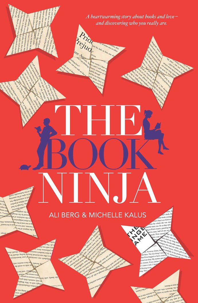 "A loyal network of ""book ninjas"" now circulate books on public transport to encourage people to read more!"