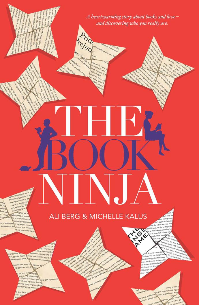 """A loyal network of """"book ninjas"""" now circulate books on public transport to encourage people to read more!"""