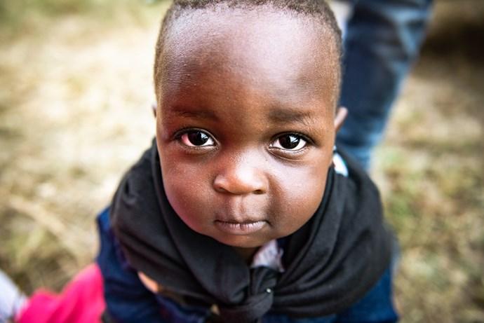 *Rafiki Mwema* support badly abused children in Kenya through play therapy. Image: @UAVisuals