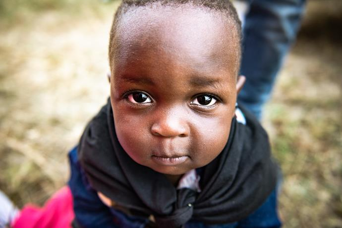 *Rafiki Mwema* support badly abused children in Kenya through play therapy. Image: @UAVisuals
