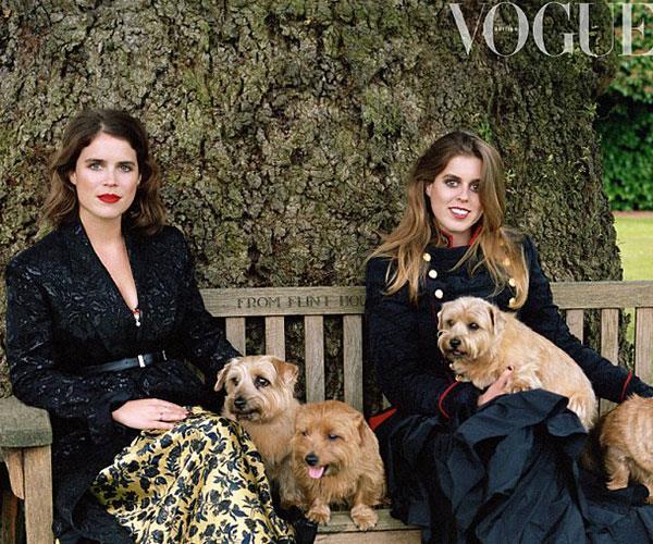 *Image credit: Sean Thomas/ Vogue*