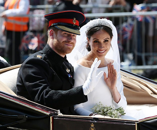 On May 19, the entire world swooned as Prince Harry and Meghan Markle became husband and wife.