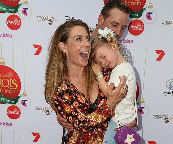 Kate and Stuart tied the knot in 2010 and are the proud parents to daughter Mae.