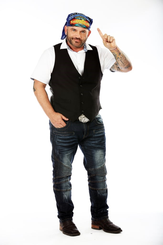 "**RUSSELL, 45, CHAMPION**  Can you even call yourself a *Survivor* fan if you haven't heard of Russell Hantz? The three-time player in the US series is here to make his Australian debut, and he's here to ""prove"" he can win.  **READ NEXT: [Survivor's Russell Hantz's most controversial moments](https://www.nowtolove.com.au/reality-tv/survivor/survivor-russell-hantz-controversial-moments-50368