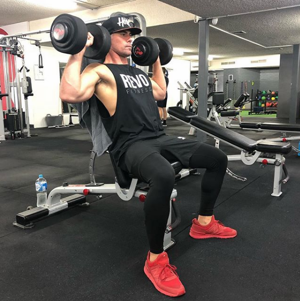 **Zach, Contender**  Zach, 39, is a personal trainer from Western Australia. His love of fitness, paintball and food is well-documented on the 'gram.  Follow Zach at @zachkozyrsk on Instagram **here**.