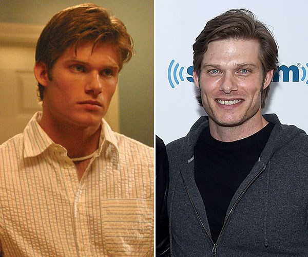 Chris Carmack as Luke Ward.