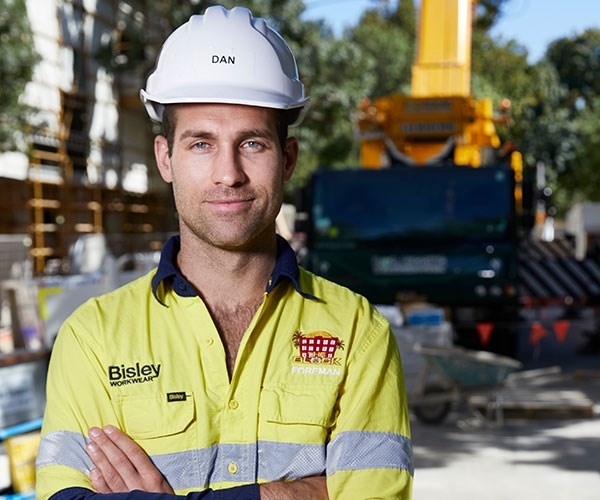 """We'll even do their dirty walk for them and tell their tradies off."""