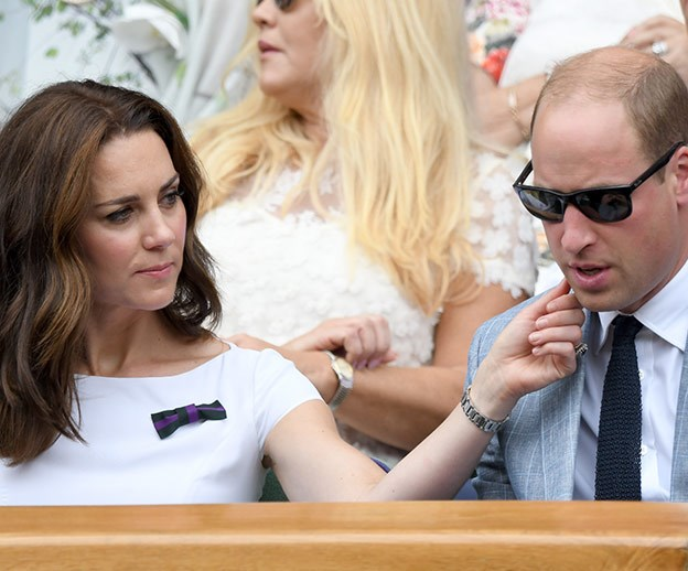 These interactions are one of the sweet moments in Kate and Wills story.