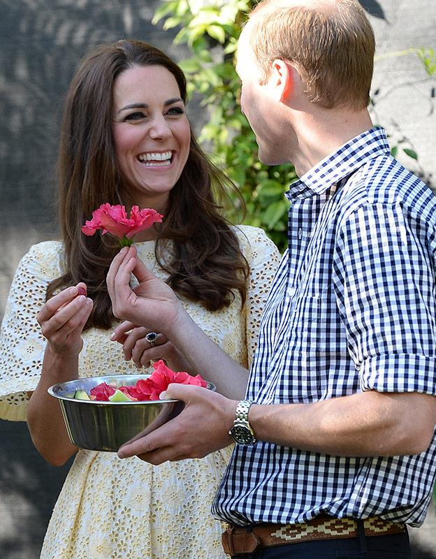 But it should be noted, the original PDA ambassadors were Prince William and Duchess Kate.