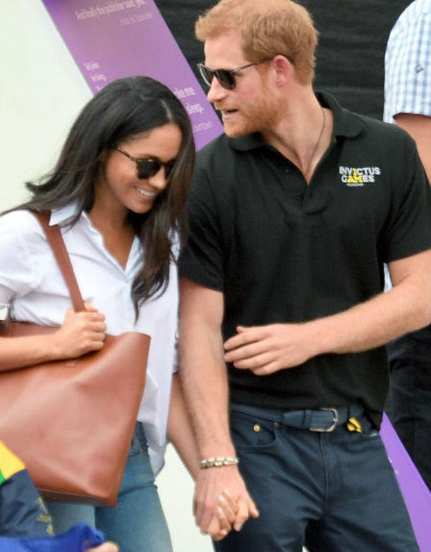 The world went into overdrive when Meghan and Harry went public back in 2016.