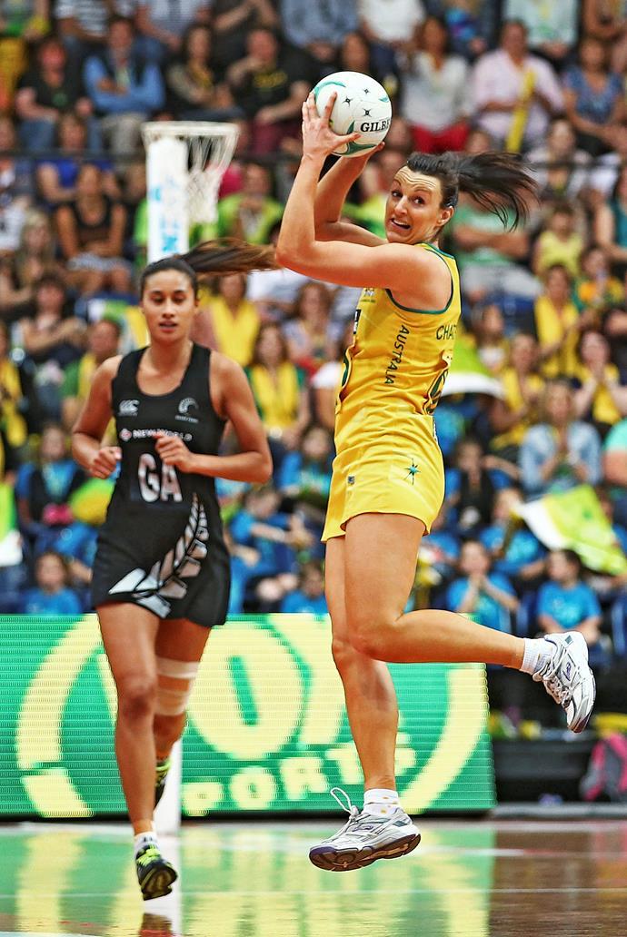 Bianca was an Australian Netball star.