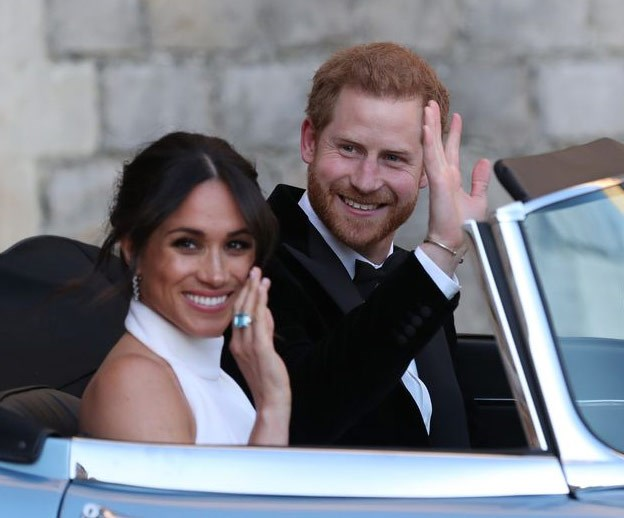 Meghan has said goodbye to her former life...