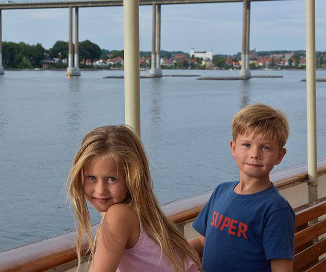 Where does the time go? It's hard to believe the royal twins are now seven years old.