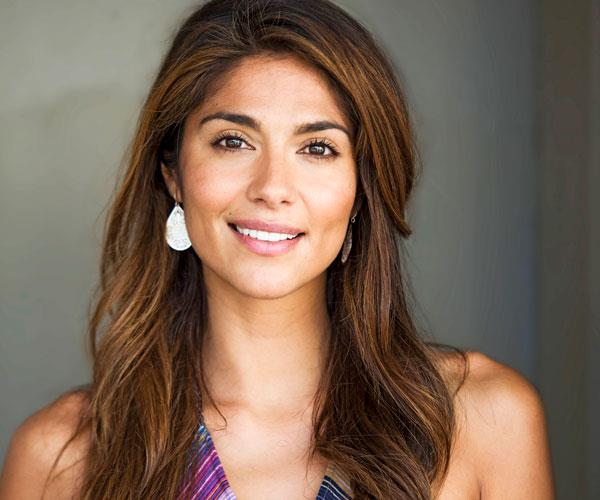 **PIA MILLER AS KATE SUMMERS**   The former *Home And Away* star plays Kate, Ash's roommate who has her eye on her friend's ex-boyfriend, Dan.