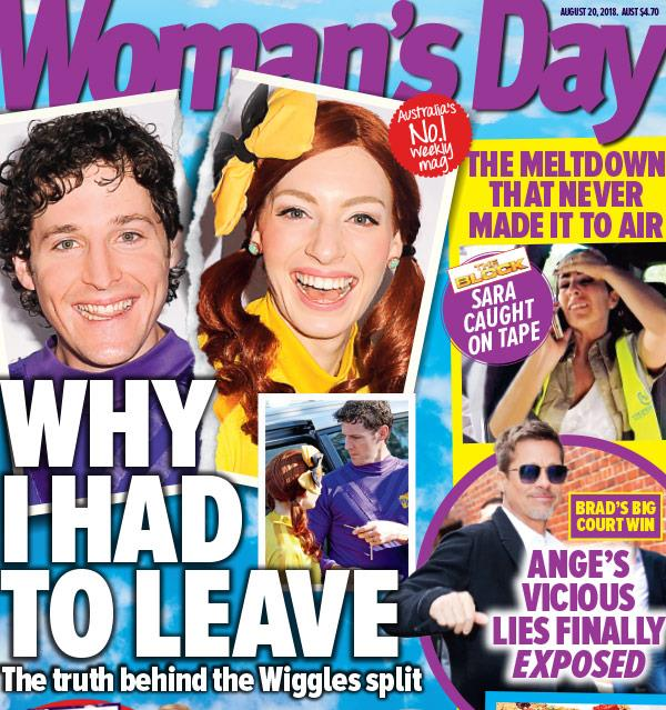 The truth behind Wiggles Emma Watkins and Lachlan Gillespie's