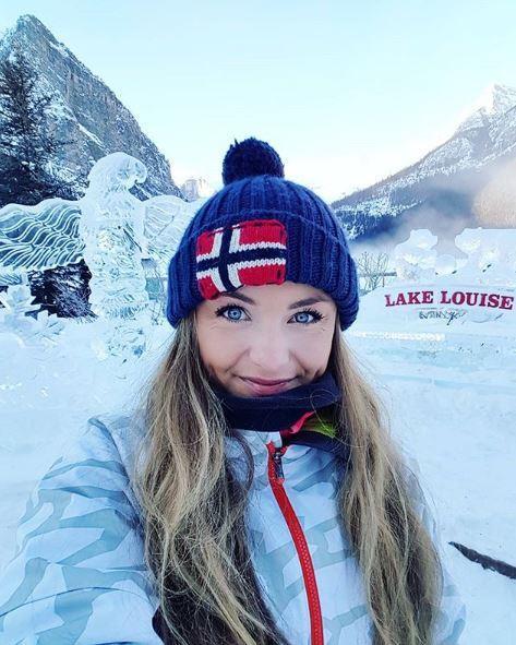 Nick still follows the Norewigen beauty on Instagram.