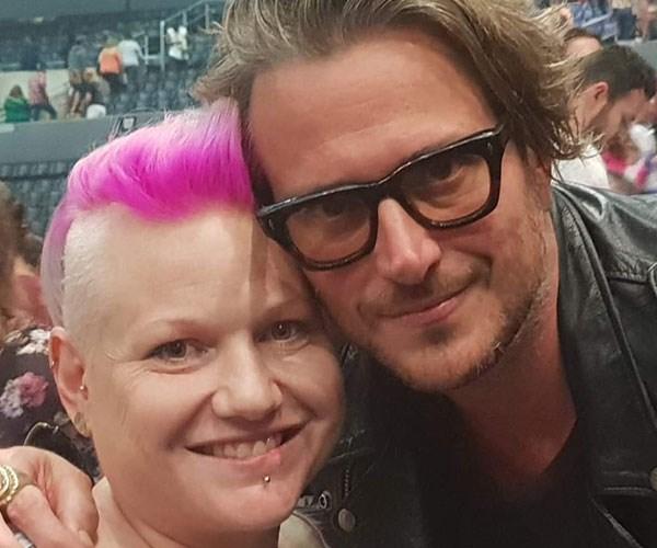 Manda, 41, was crowned Pink's biggest fan last year.