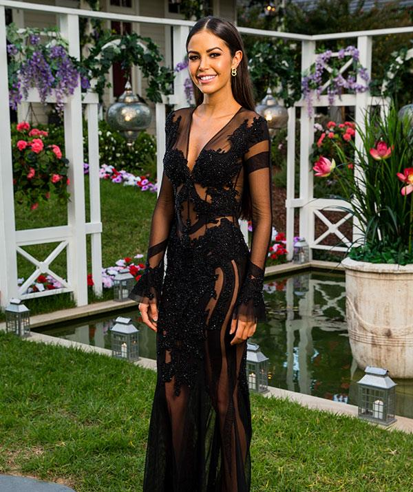 **Tenille, 25, QLD** Tenille is a flight attendant, who is laid-back, modern and well spoken. She's looking for an easy-going man that loves a laugh, but also has a genuine and caring personality.