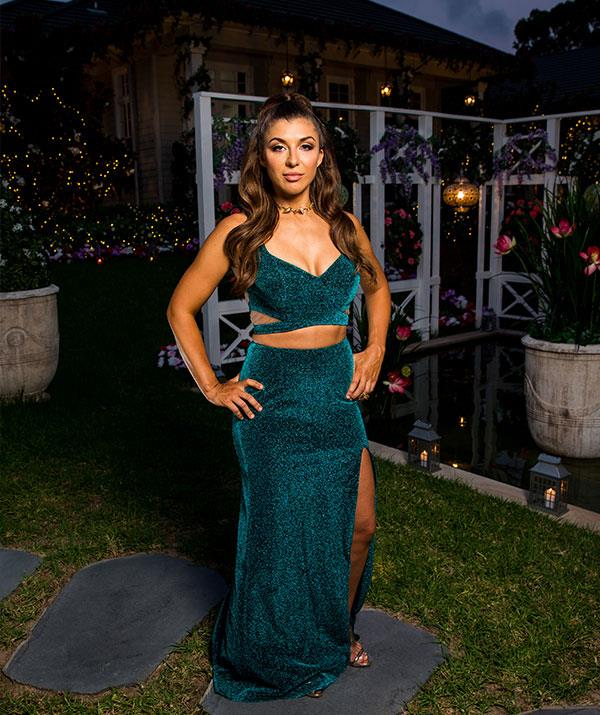**Urszula, 34, VIC** The 34-year-old creative director describes herself as a hunter when it comes to dating. The Poland-born beauty is looking for a man who is passionate, loves deeply and has integrity.