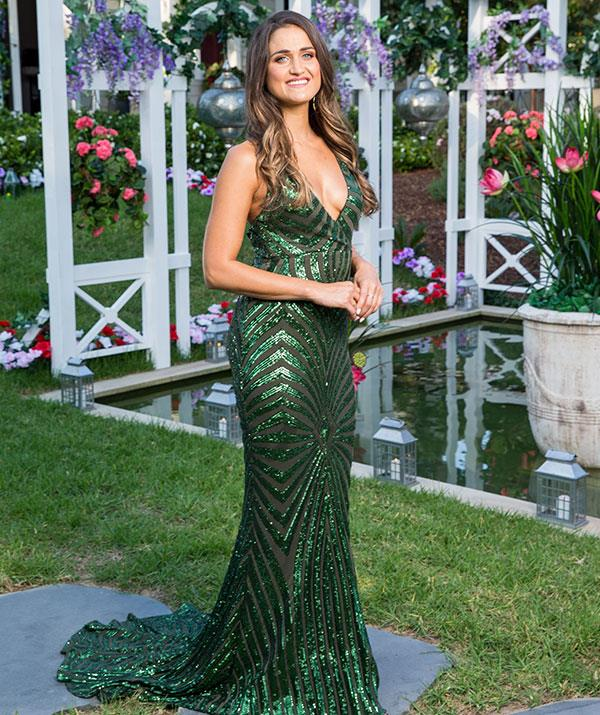 **Aleksandra, 31, VIC** This nature-loving Yoga teacher believes that you put out in to the universe what you want to receive, and she's hoping to receive an honest, efficient, kind, happy AND funny Bachelor!