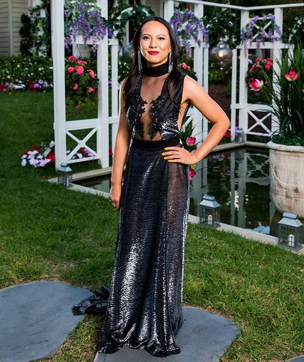 **Autumn, 29, VIC** Creative Autumn is a digital designer from Melbourne, who is hoping to find an 'ideal man' with an old soul and old school views about commitment.