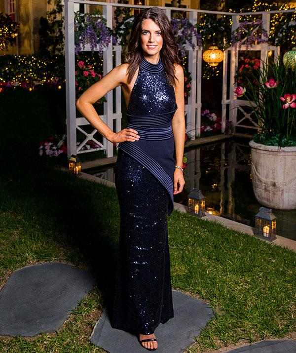 **Kayla, 25, SA** Kayla is a flight attendant, whose nickname is Bambi due to her height. Her dream date would be to go to the drive- inn movies.