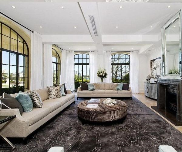 The palatial Eastern suburbs property is worth around $40 million.