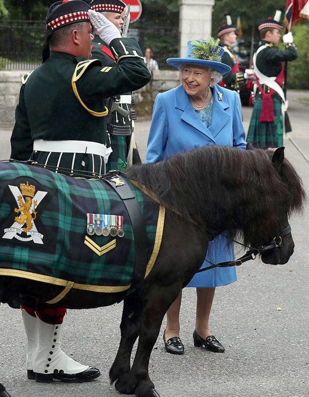 """Eugenie has previously said of Balmoral: """"It's the most beautiful place on earth. I think Granny is the most happy there."""""""