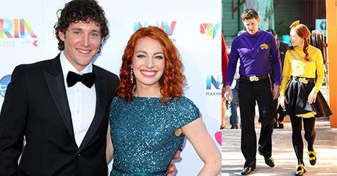 The Wiggles Emma Watkins And Lachlan Gillespie Announce Divorce Now To Love