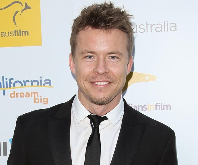 Since leaving Summer Bay, Aussie actor Todd has appeared in US hit shows like *The Vampire Diaries.*