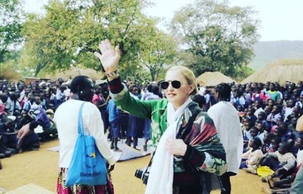 Madonna's charity, Raising Malawi, aims to help children from the African country in need.