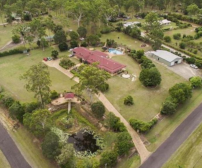 The family's previous home. *Image: realestate.com.au*