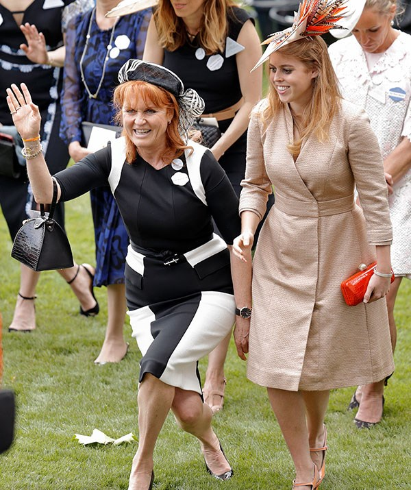 "The face you make when [the royals let you back into the fold!](https://www.nowtolove.com.au/royals/british-royal-family/royal-ascot-fashion-49315|target=""_blank"")"