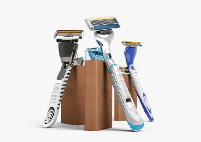 "There are more than just razors in these little subscription boxes. There are also grooming kits and other surprise treats that will be delivered to Dad's door every month [thanks to the *Dollar Shave Club*](https://au.dollarshaveclub.com/|target=""_blank""