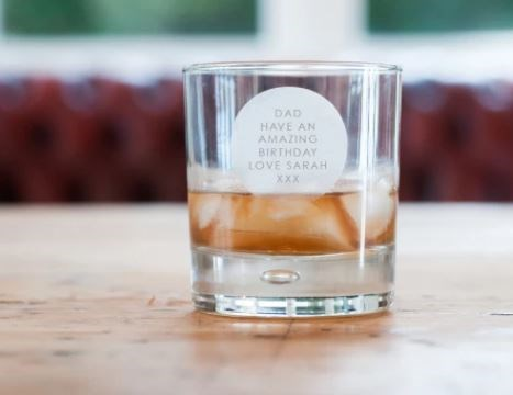 "Don't be fooled, a glass for Father's Day isn't a naff gift - as long as you get just the *right* one. This whiskey tumbler will definitely bring a smile to your Dad's face when it's [personalised with your special message](https://www.hardtofind.com.au/153366_personalised-whisky-tumbler?utm_source=Rakuten&utm_medium=Affiliate&utm_campaign=Skimlinks.com&ranMID=42450&ranEAID=TnL5HPStwNw&ranSiteID=TnL5HPStwNw-djzX7PXAzKeozA0tLZ7BgQ|target=""_blank""