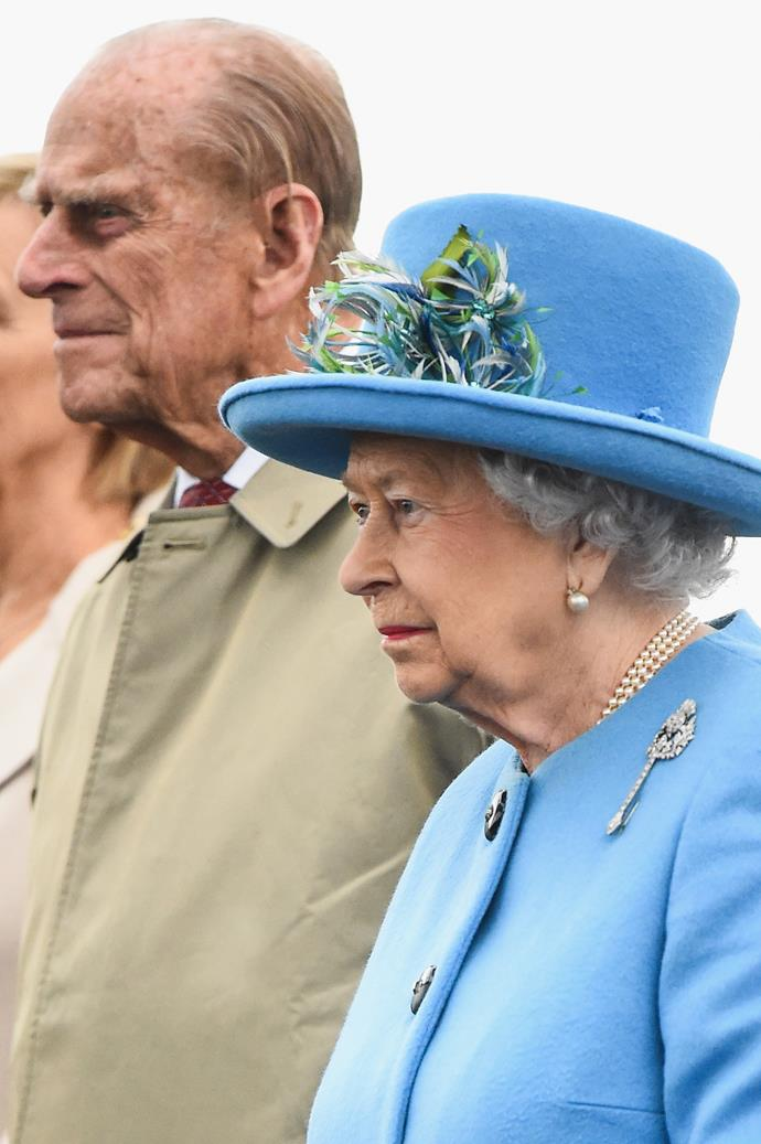 Queen Elizabeth II and Prince Phillip have issued a statement and donation for Australian Drought Relief
