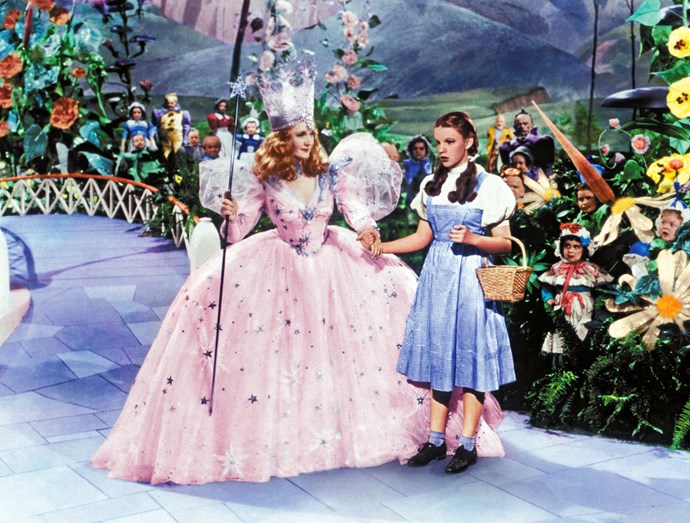 Technicolour films like *The Wizard of Oz* have been a major inspiration for the animator.