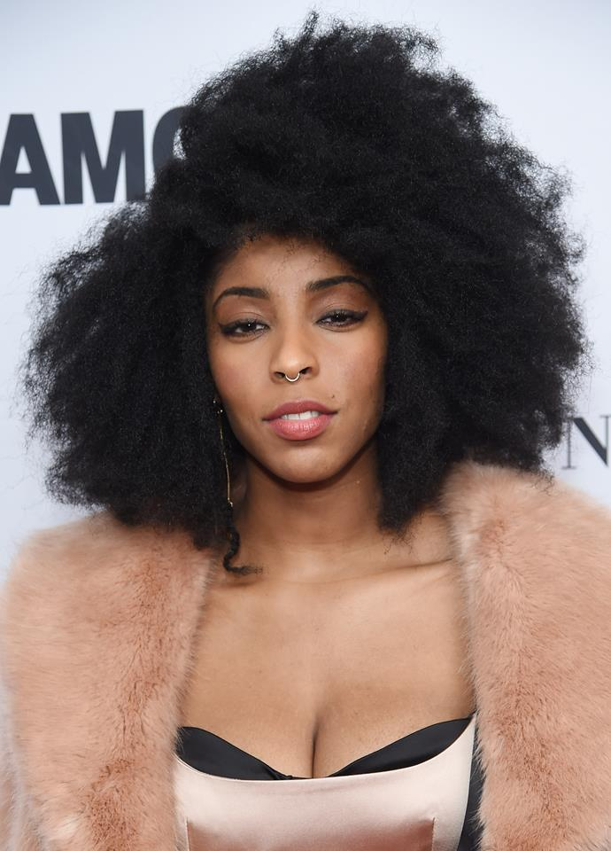 **Jessica Williams**  Jessica, who co-hosts with Phoebe Robinson on their podcast *2 Dope Queens*, is also recognised for her time on *The Daily Show* and Netflix's *The Incredible Jessica James*. She's known to have a softer side, which we think would match up with Samantha's compassionate personality.