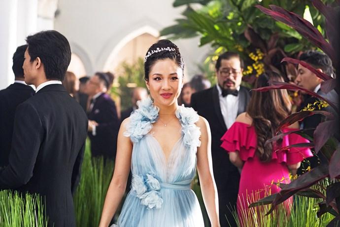 Constance Wu as Rachel.