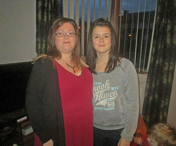 Mum and I are stronger than ever. **Pictures exclusive to Take 5**