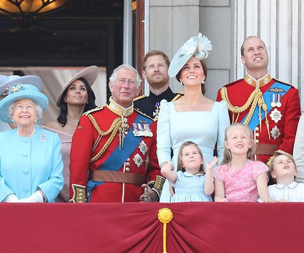 A big applause to the remarkable royals!