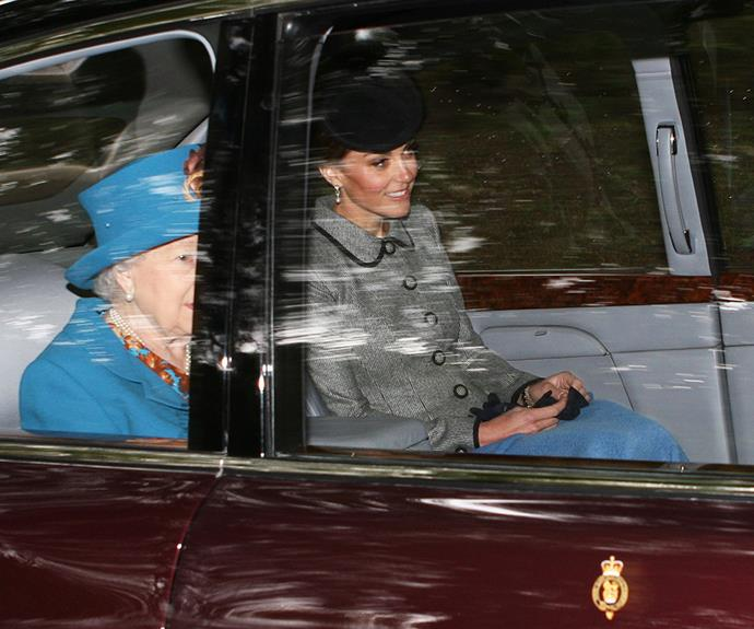 The Queen and Duchess Catherine are currently staying at Balmoral Castle.