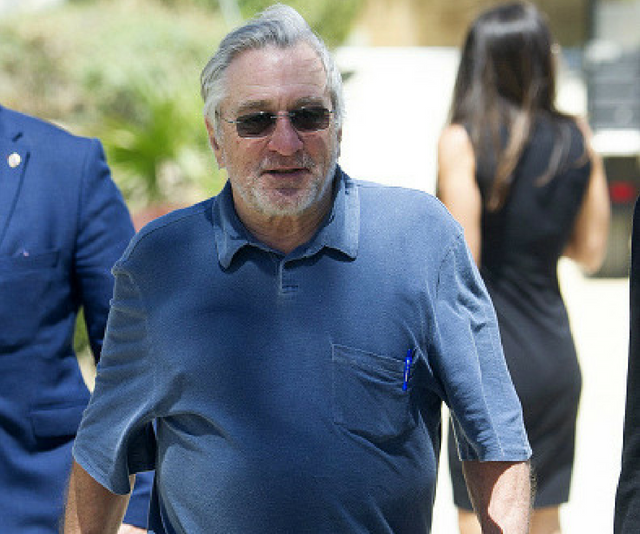 Hollywood superstar, Robert Deniro became a father for the sixth time in 2011 when he and wife Grace Hightower welcomed daughter Helen Grace via surrogate. Deniro has daughter Drena and son Raphael with first wife, Diahnne Abbott. Twins Julian Henry and Aaron Kendrik with Toukie Smith folwed in 1995 before he and Grace had a son Elliot in 1998. *Image: Getty.*
