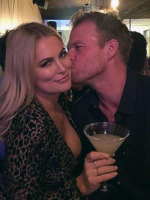 """It's with a very sad heart but I have to let you all know that Jarrod and I have split,"" Keira announced on Instagram."