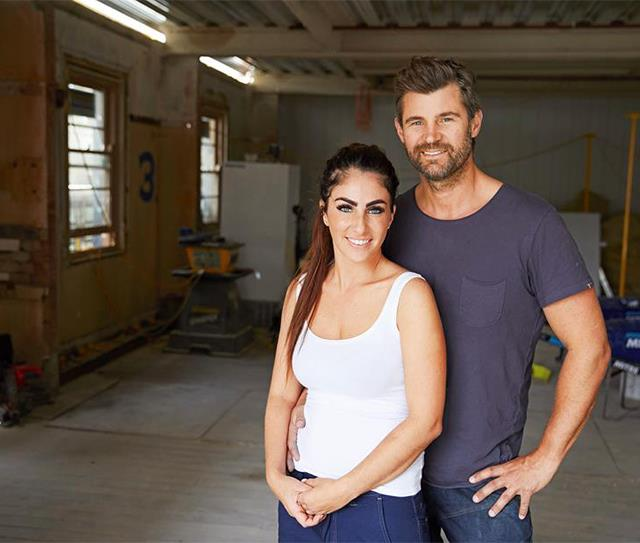 Will Sara and Hayden last on *The Block*?
