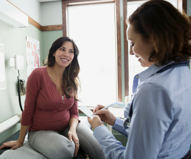 Although antenatal notes vary slightly from one health area to another, there are common terms you're likely to come across.